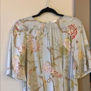 H&M Floral size8 Dress, GP& JBaker special